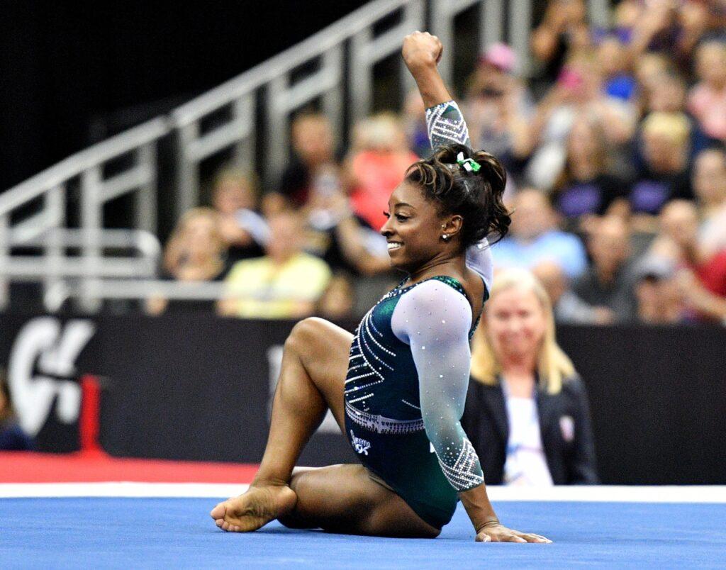 Gymnastics: U.s. Gymnastics Championships