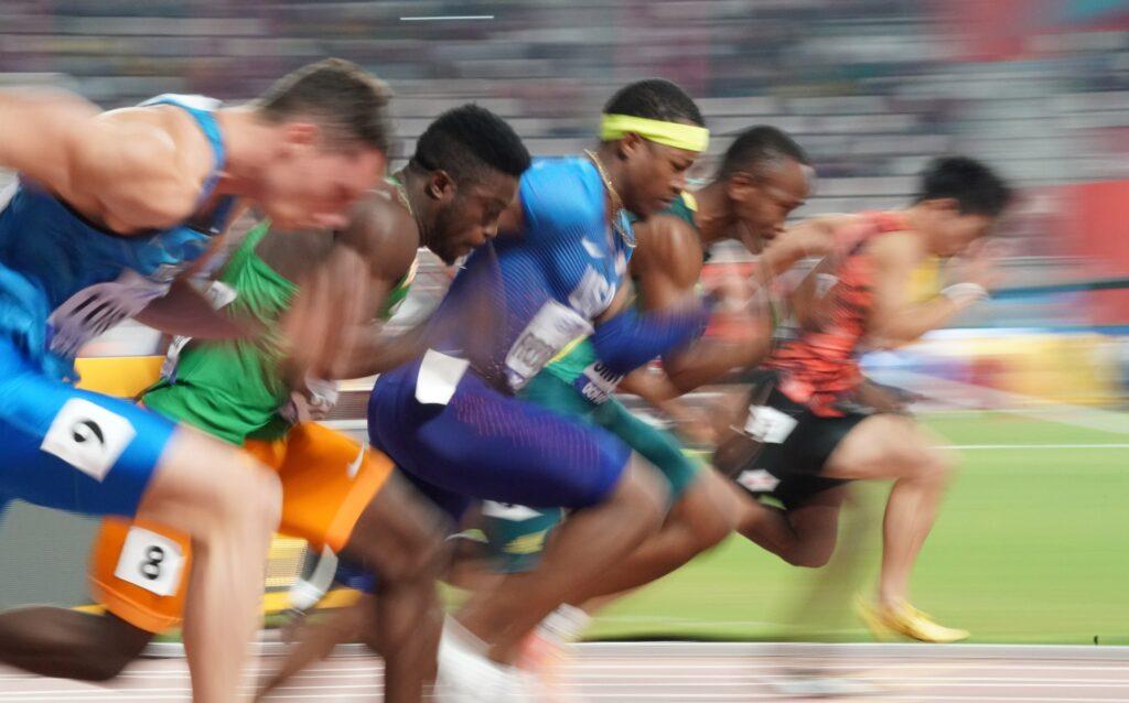 Track And Field: Iaaf World Athletics Championships