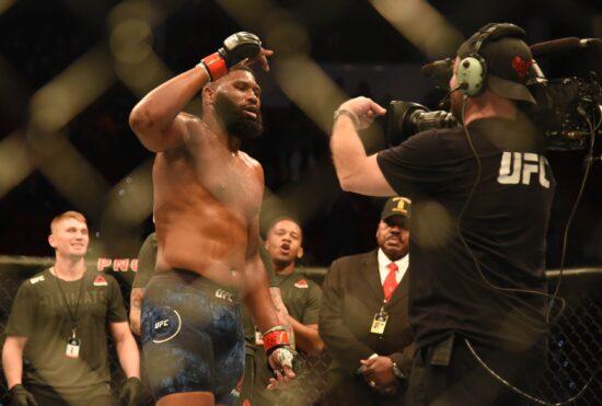 Mma: Ufc Fight Night Raleigh Blaydes Vs Dos Santos