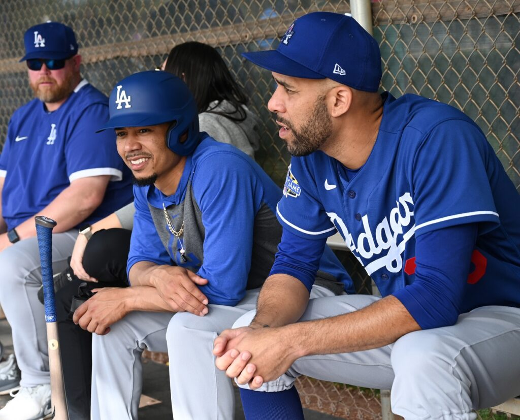 Mlb: Los Angeles Dodgers Workouts