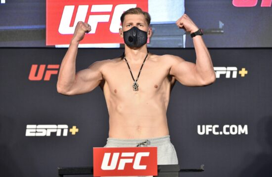 Mma: Ufc Fight Night Weigh Ins