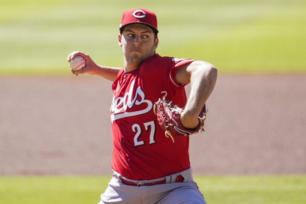 Mlb: Wild Card Cincinnati Reds At Atlanta Braves