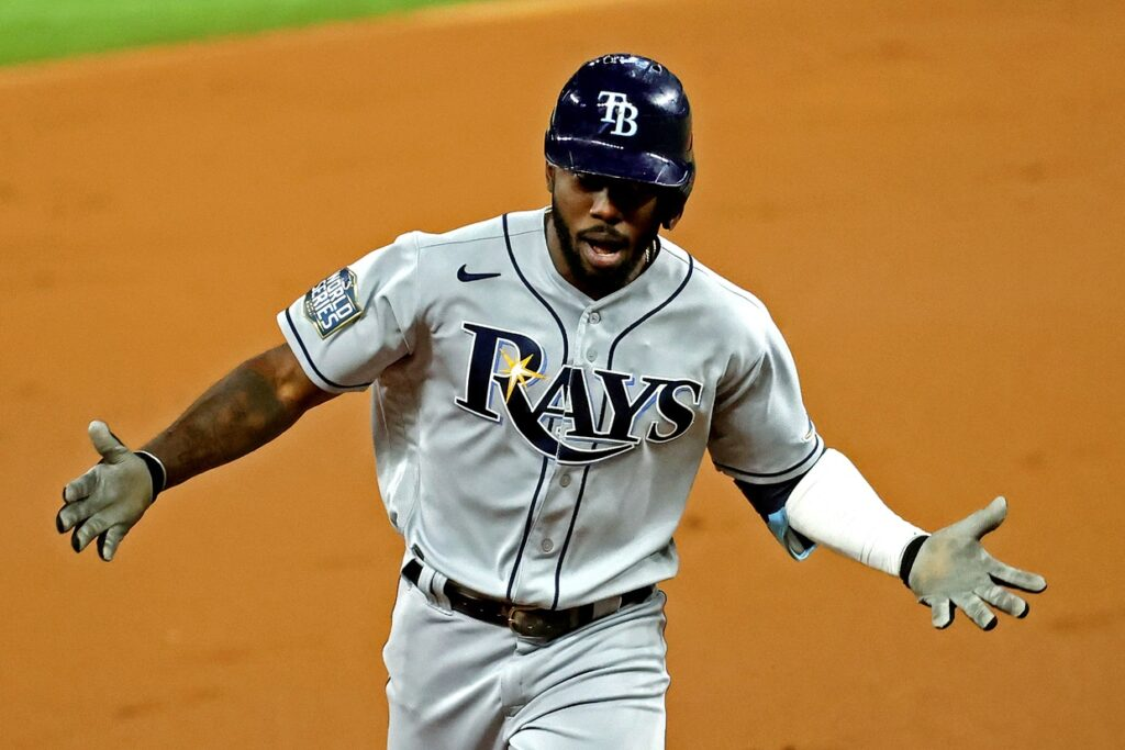 Mlb: World Series Tampa Bay Rays At Los Angeles Dodgers