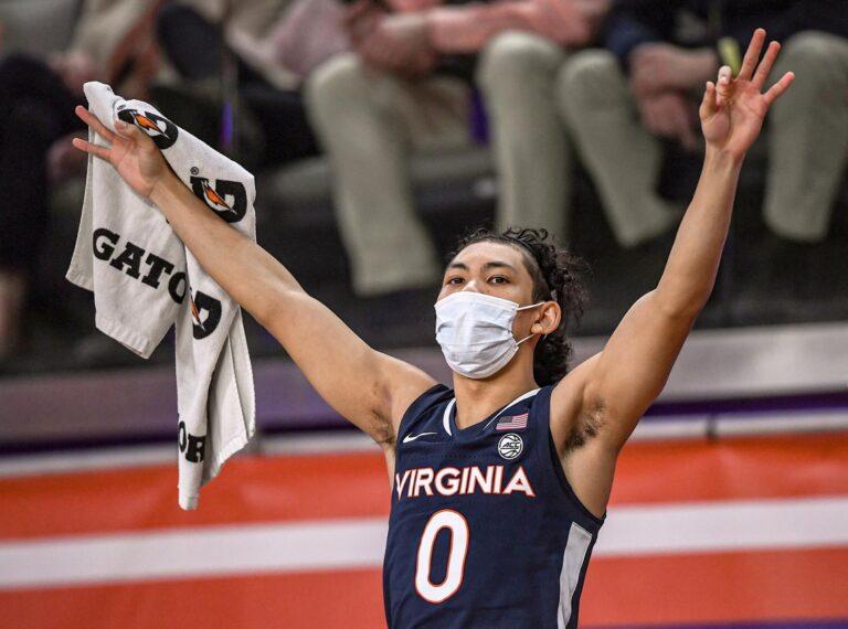 Free NCAAB Pick: North Carolina vs Virginia Prediction (Feb 13)