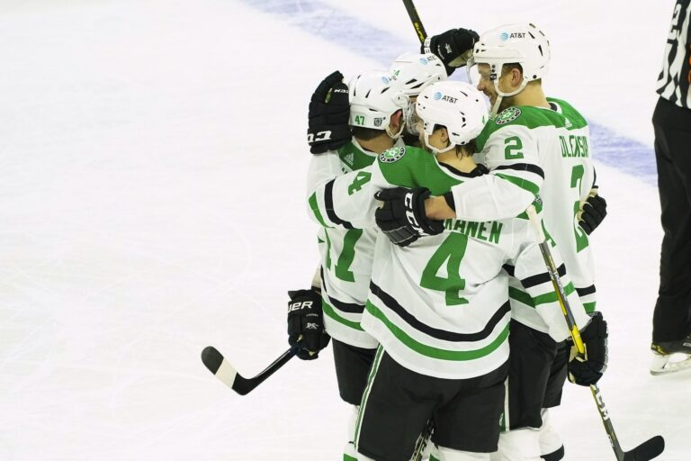 Free NHL Pick: (Feb 2) Stars vs Blue Jackets Prediction & Lines