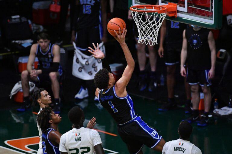 Free NCAAB Pick: Virginia vs Duke Prediction (Feb 20)