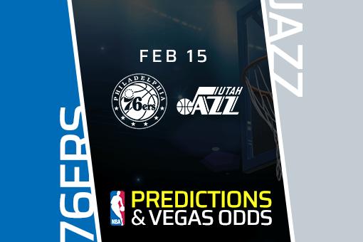 Free NBA Pick: 76ers vs Jazz Prediction & Vegas Odds (Feb 15)