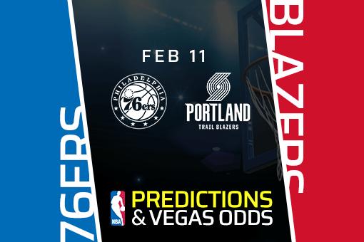 Free NBA Pick: 76ers vs Trail Blazers Prediction & Vegas Odds (Feb 11)