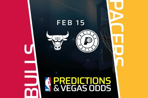 Free NBA Pick: Bulls vs Pacers Prediction & Vegas Odds (Feb 15)