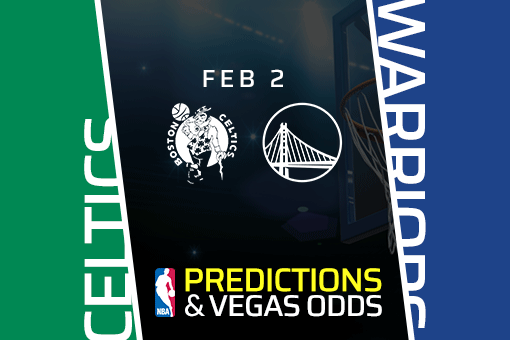 Free NBA Pick: Celtics vs Warriors Prediction & Vegas Odds (Feb 2)