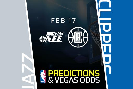 Free NBA Pick: Jazz vs Clippers Prediction & Vegas Odds (Feb 17)