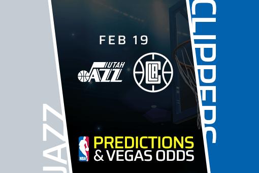 Free NBA Pick: Jazz vs Clippers Prediction & Vegas Odds (Feb 19)