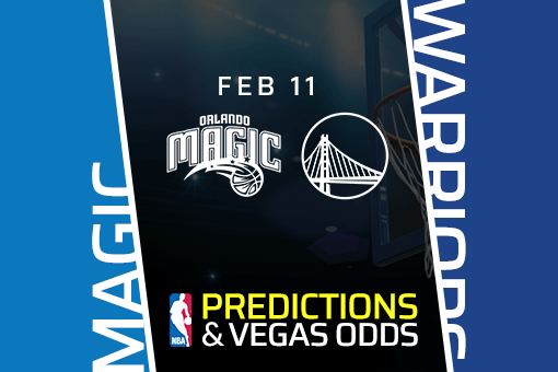 Free NBA Pick: Magic vs Warriors Prediction & Vegas Odds (Feb 11)