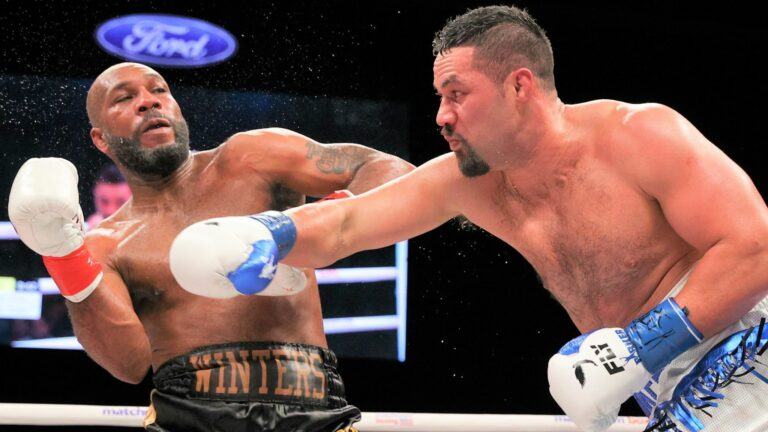 Free Boxing Pick: Parker vs Fa Prediction & Betting Odds (Feb 27)