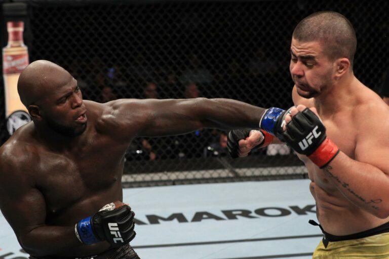 UFC Fight Night 186: Rozenstruik vs Gane Prediction & Pick (Feb 27)