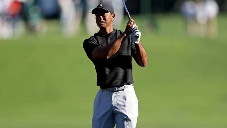 Woods Injured In One-Car Accident, Requires Lengthy Surgery