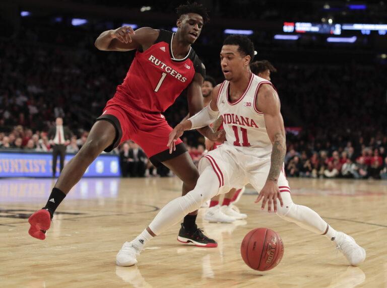 Free NCAAB Pick: Indiana vs Rutgers Prediction, Odds (Mar 11)