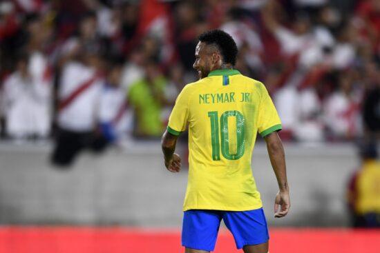 Soccer: South American Showdown Peru At Brazil