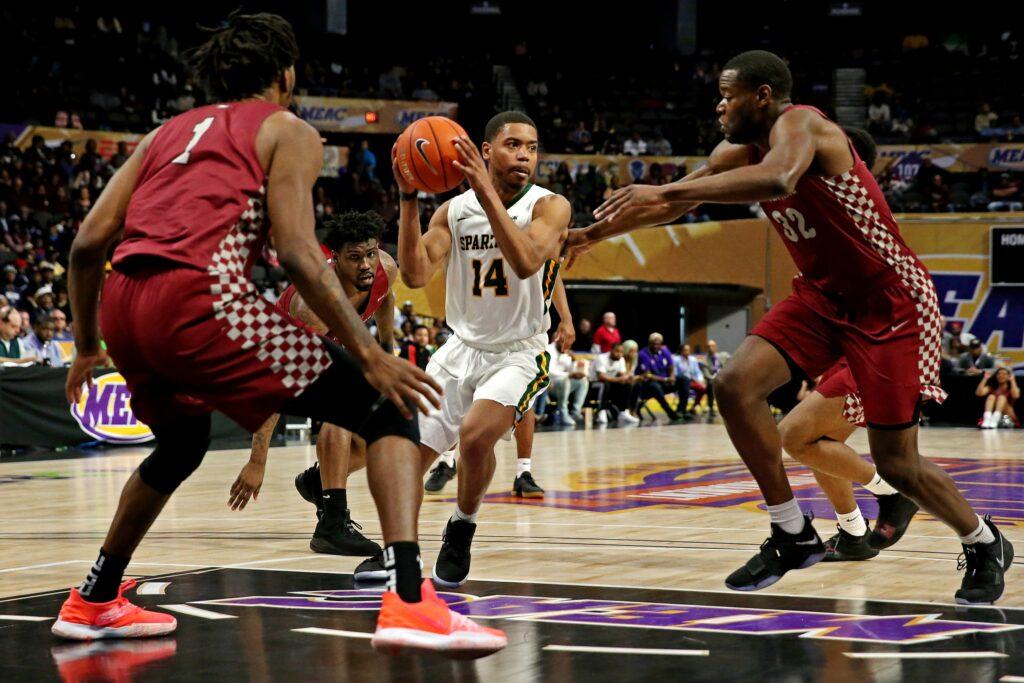 Ncaa Basketball: Norfolk State Vs North Carolina Central
