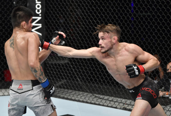image of UFC exclusive Nathaniel Wood on TJ Dillashaw's Comeback Prediction