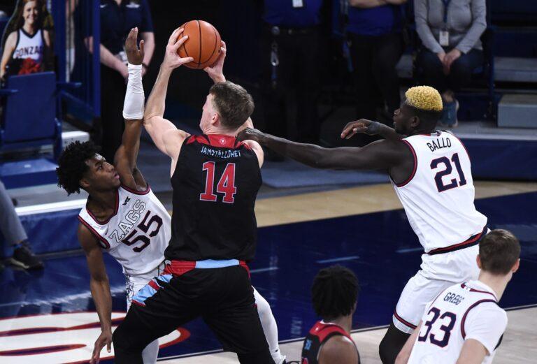Free NCAAB Pick: Saint Mary's vs Gonzaga Prediction (Mar 8)