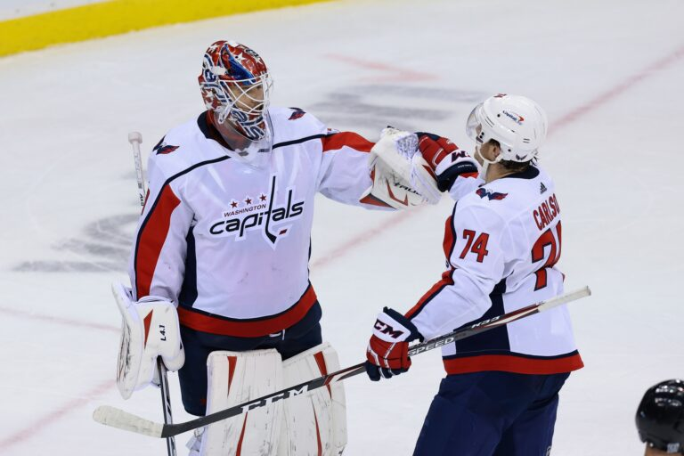 Free NHL Pick: Capitals vs Bruins Prediction & Lines (Mar 3)
