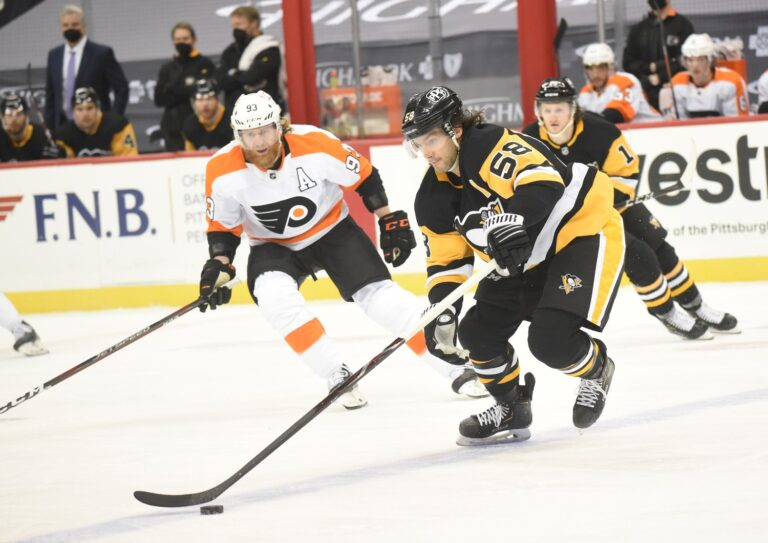 Free NHL Pick: Flyers vs Penguins Prediction & Lines (Mar 4)