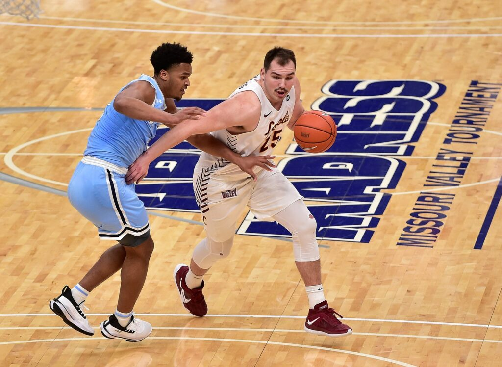 Ncaa Basketball: Missouri Valley Conference Tournament Indiana State Vs Loyola