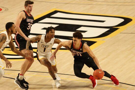 Ncaa Basketball: Atlantic 10 Conference Tournament Davidson Vs Vcu