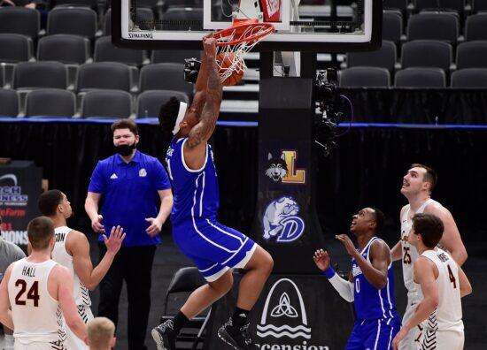 Ncaa Basketball: Missouri Valley Conference Tournament Drake Vs Loyola