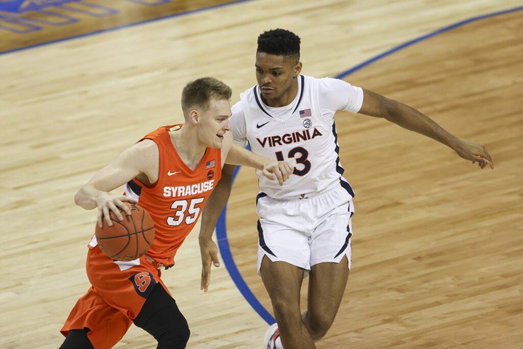 Ncaa Basketball: Acc Conference Tournament Virginia Syracuse