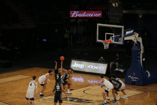 Ncaa Basketball: Big East Conference Tournament Villanova Vs Georgetown