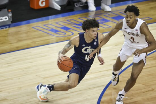 Ncaa Basketball: Acc Conference Tournament Florida State Vs Georgia Tech