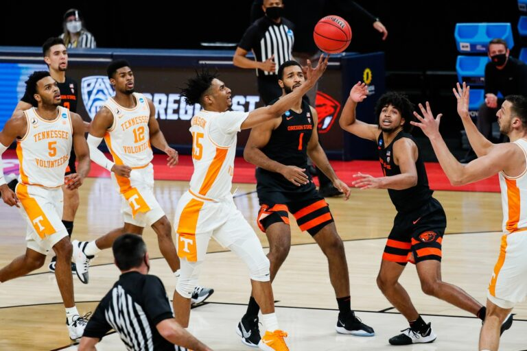 Free NCAAB Pick: Oregon State vs Tennessee Prediction, Odds (March 19)
