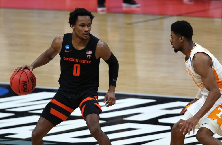 Free NCAAB Pick: Oregon State vs Oklahoma State Prediction, Odds (March 21)