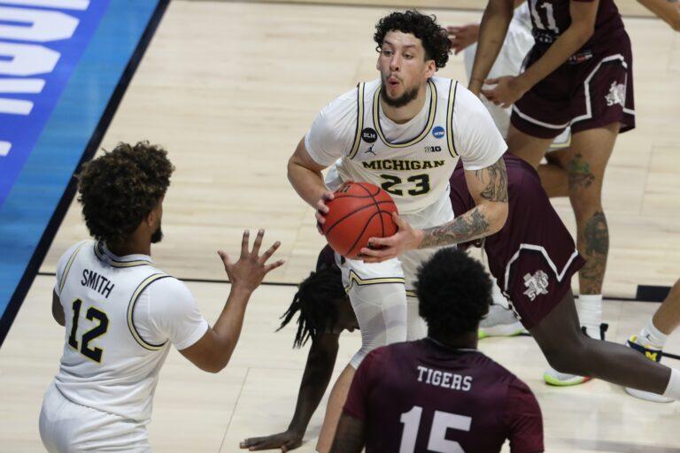Free NCAAB Pick: Michigan vs LSU Prediction, Odds (March 22)
