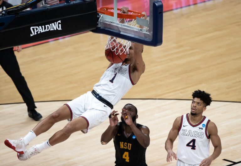 Free NCAAB Pick: Gonzaga vs Oklahoma Prediction, Odds (March 22)