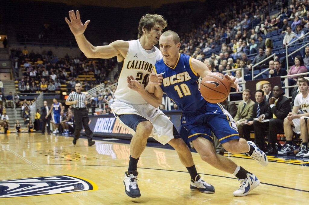 Ncaa Basketball: Uc Santa Barbara At California