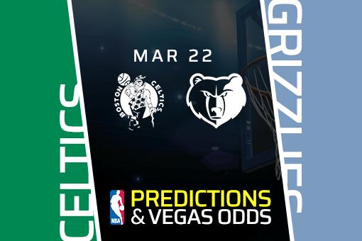 Free NBA Pick: Celtics vs Grizzlies Prediction & Vegas Odds (Mar 22)
