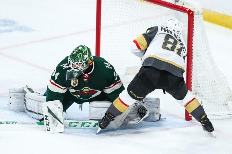 Free NHL Pick: Wild vs Golden Knights Prediction & Lines (Apr 1)