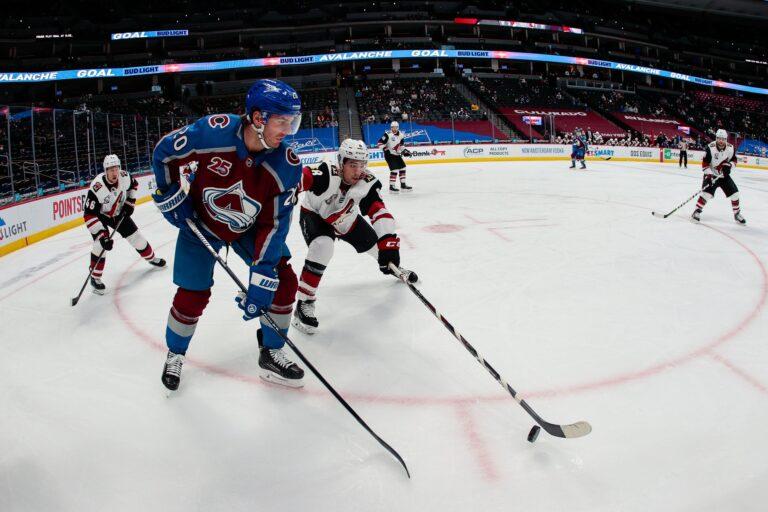 Free NHL Pick: Blues vs Avalanche Prediction & Lines (Apr 2)