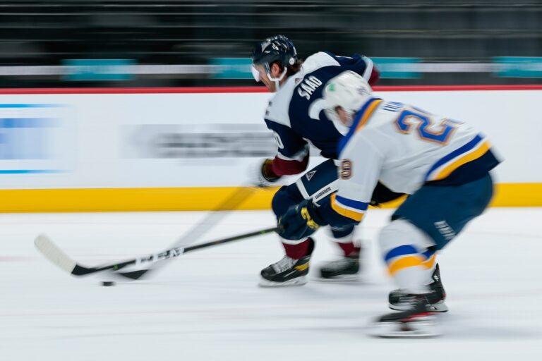 Free NHL Pick: Blues vs Avalanche Prediction & Lines (Apr 3)