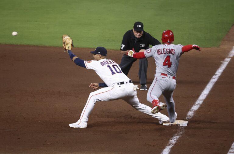 MLB Picks: Angels vs Astros Prediction, Odds (Apr 23)