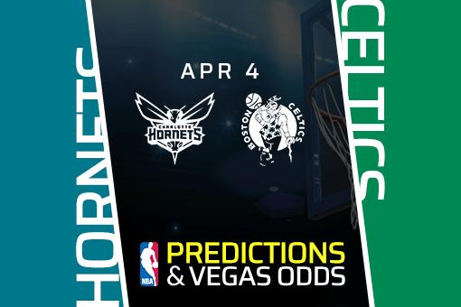 Free NBA Pick: Hornets vs Celtics Prediction, Vegas Odds (Apr 4)