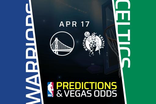 Free NBA Pick: Warriors vs Celtics Prediction & Vegas Odds (Apr 17)
