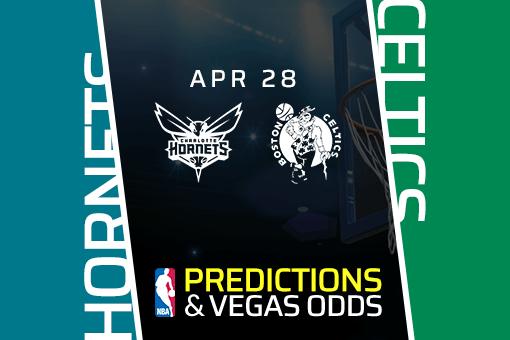 Free NBA Pick: Hornets vs Celtics Prediction & Vegas Odds (Apr 28)