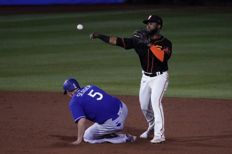 MLB Picks: Dodgers vs Giants Prediction, Vegas Odds (May 21)