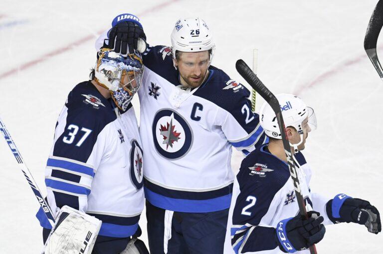 Free NHL Pick: Jets vs. Flames Prediction & Lines (May 5)