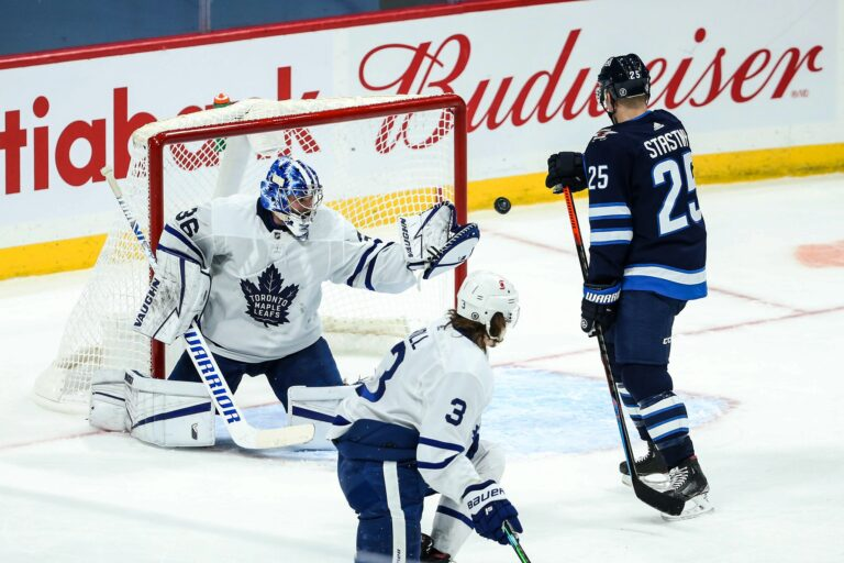 NHL Picks: Maple Leafs vs. Jets Prediction, Lines (May 14)