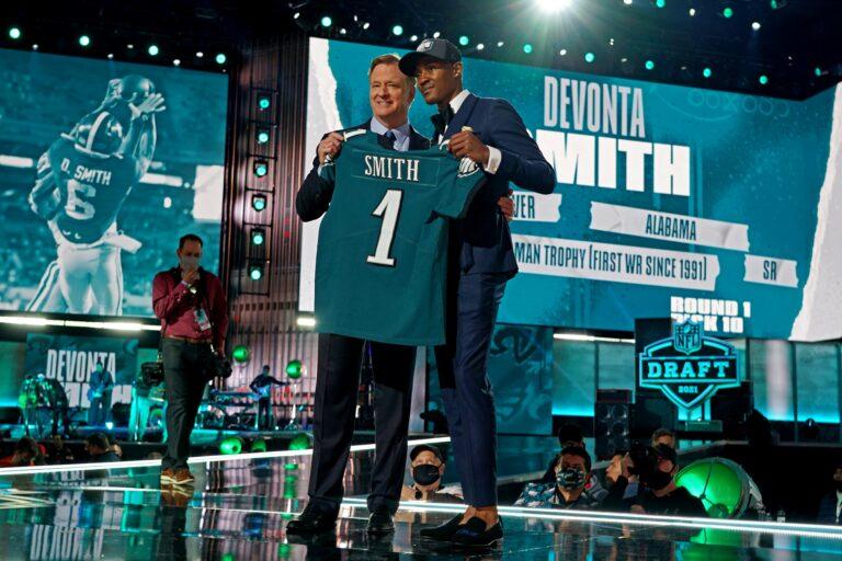 2021 Draft Picks: All Philadelphia Eagles picks from the NFL Draft